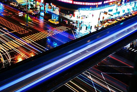 Blazing crossroads by Jon Burke