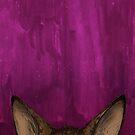 Little Tiger Tabby Kitty Ears by inkedinred