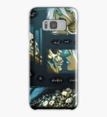Siren and the Drunken Sailor Samsung Galaxy Case/Skin