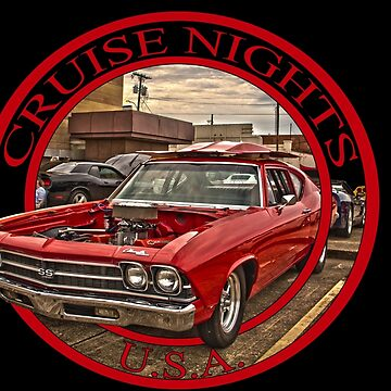 Cruise Nights U S A #6 by Mikeb10462