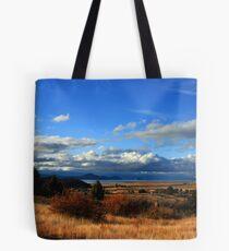 Klamath Falls Tote Bag