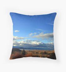 Klamath Falls Throw Pillow