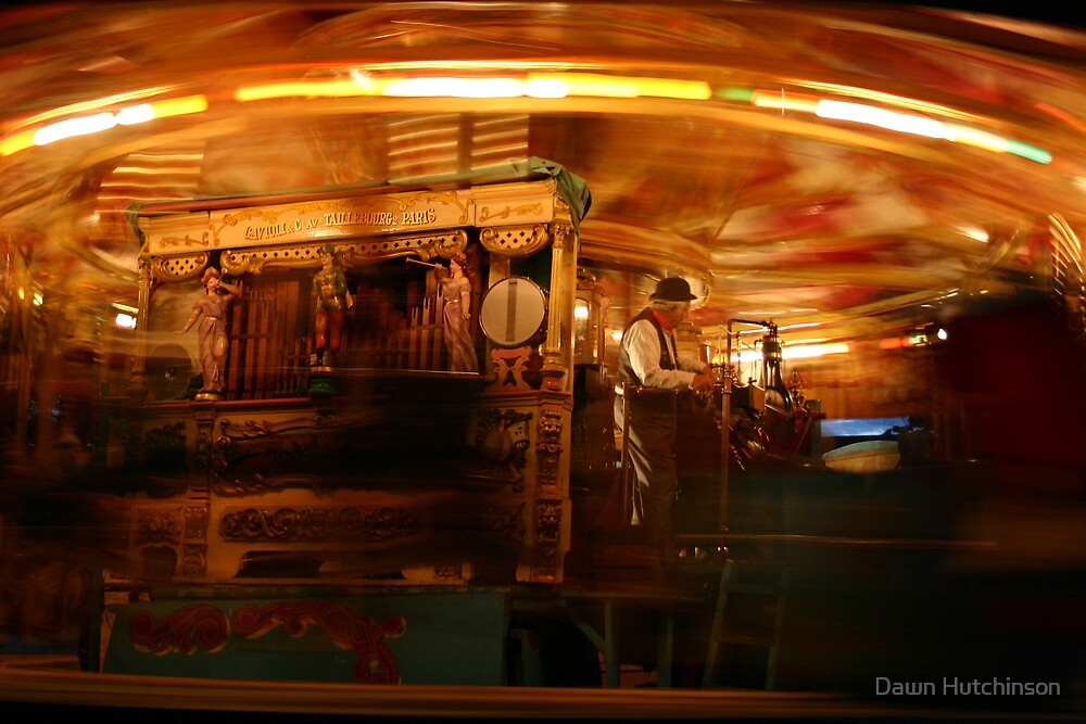 Gallopers by Dawn Hutchinson