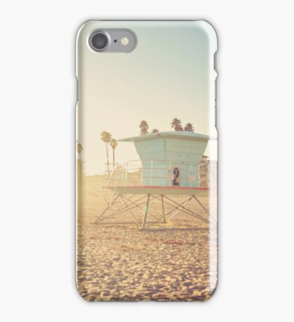 Beach Scene iPhone Case/Skin