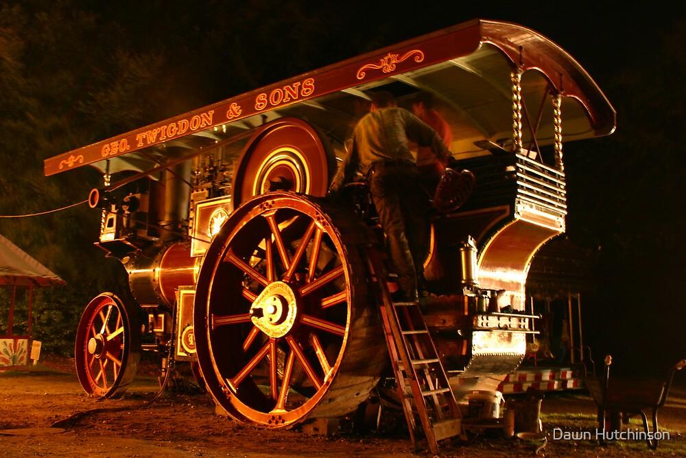 Showmans Engine by Dawn Hutchinson