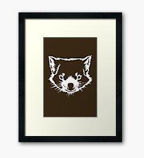 Tassie Devil Framed Print