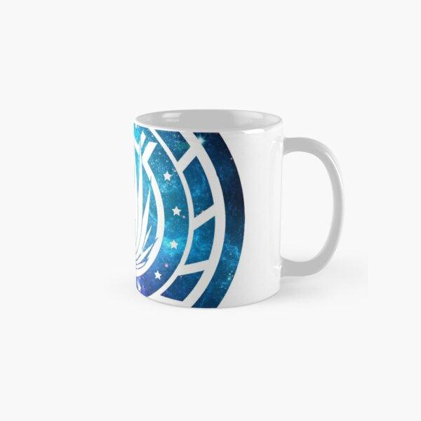 Battlestar Galactica Colonial Seal Classic Mug