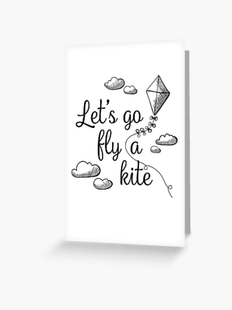 LET/'S GO FLY A KITE DISNEY MARY POPPINS LUGGAGE TAG NEW!