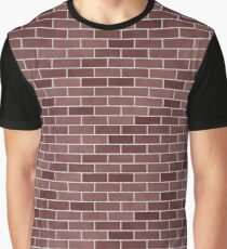 Brick wall Graphic T-Shirt