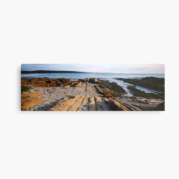 Dalmeny Beach Metal Print