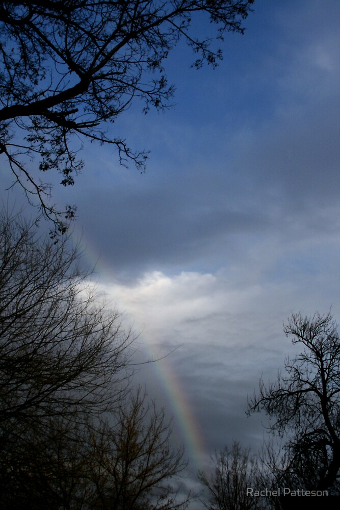 The End of the Rainbow by Rachel Patteson