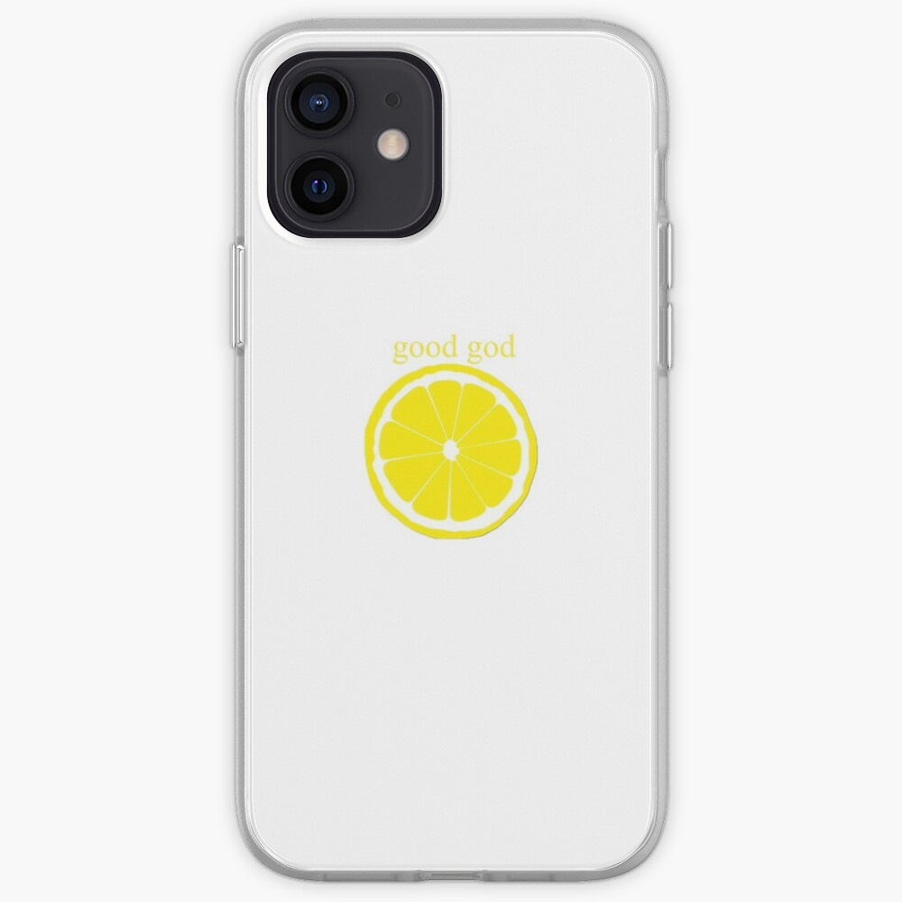 Good God Lemon iPhone Case & Cover