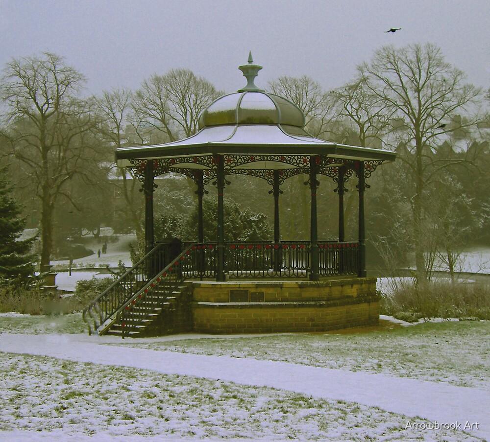 Winter in the Park by John Brotheridge