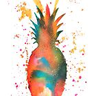 Pineapple Splash by Emma Kaufmann