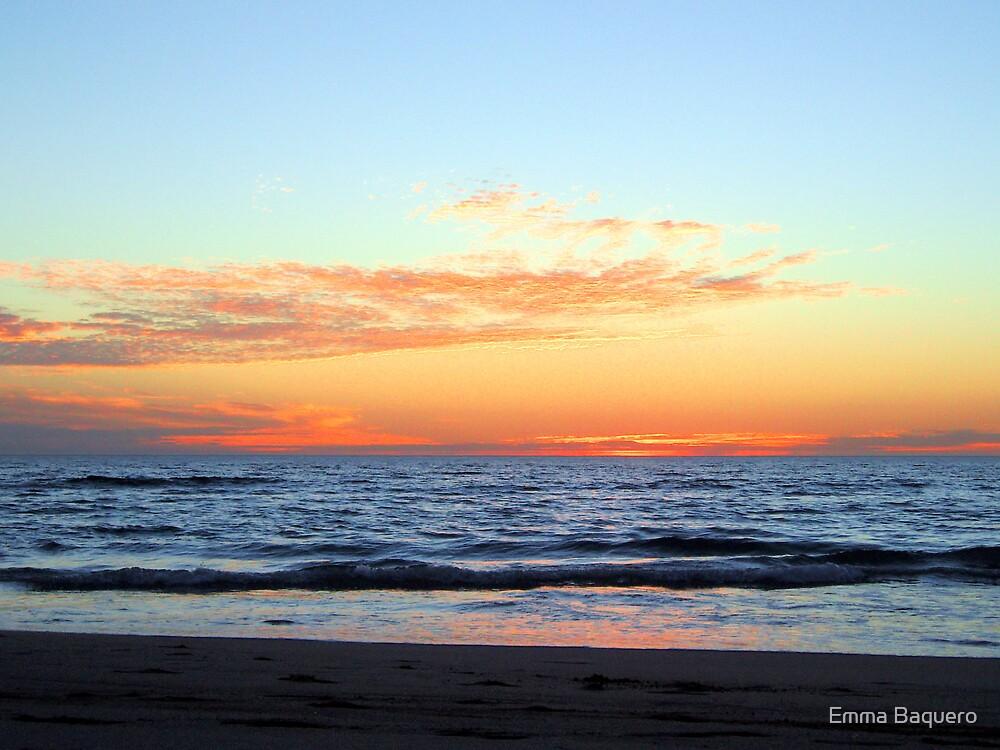 Perth Sunset by Emma Turnbull