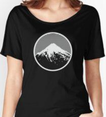 Retro Mountain Women's Relaxed Fit T-Shirt