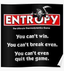 Entropie Poster