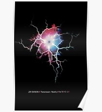 Joy Division Transmission shirt Poster