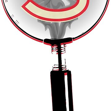 Serial Magnifying Glass by OffRedEye