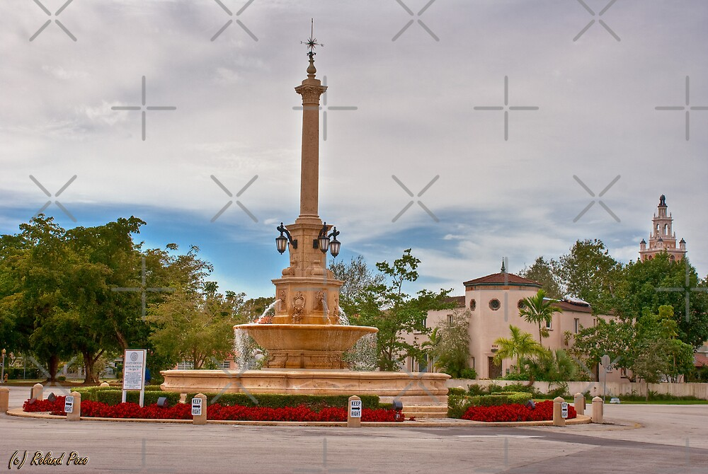 DeSoto Fountain by photorolandi