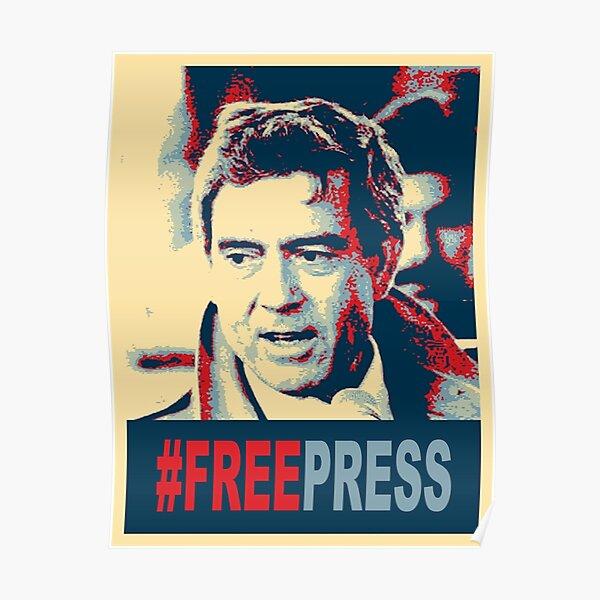 Free Press Poster