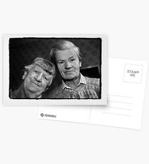 Veronica and Ida Postcards