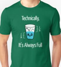 Funny Science Humor Unisex T-Shirt
