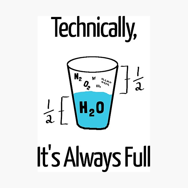 Funny Science Humor Photographic Print