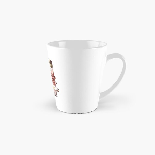 Blame It On the Dog, band graphic Tall Mug