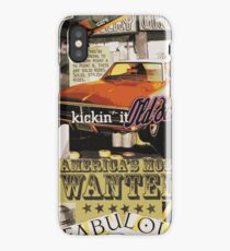 Fabulous Driving iPhone Case/Skin