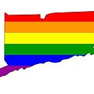 Connecticut Pride! by Sun Dog Montana