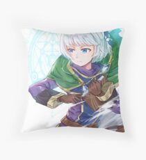 Meteora Osterreich Throw Pillow