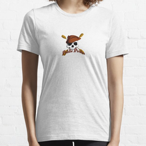 Paddle Pirates (t-shirt) Essential T-Shirt