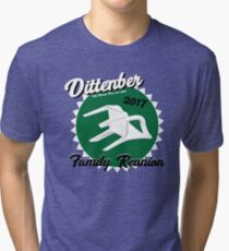 Dittenber Reunion Chair Tri-blend T-Shirt