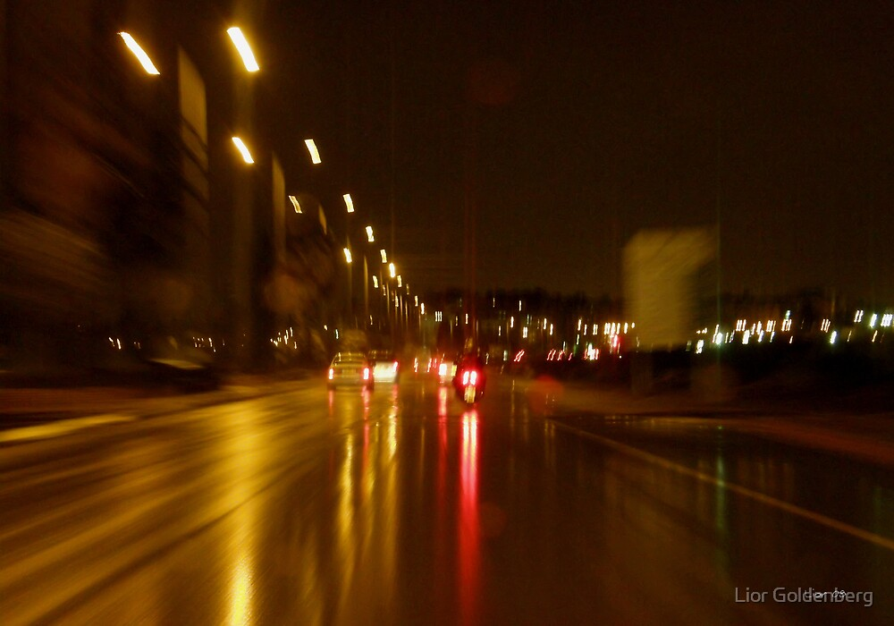 Drive 2 by Lior Goldenberg