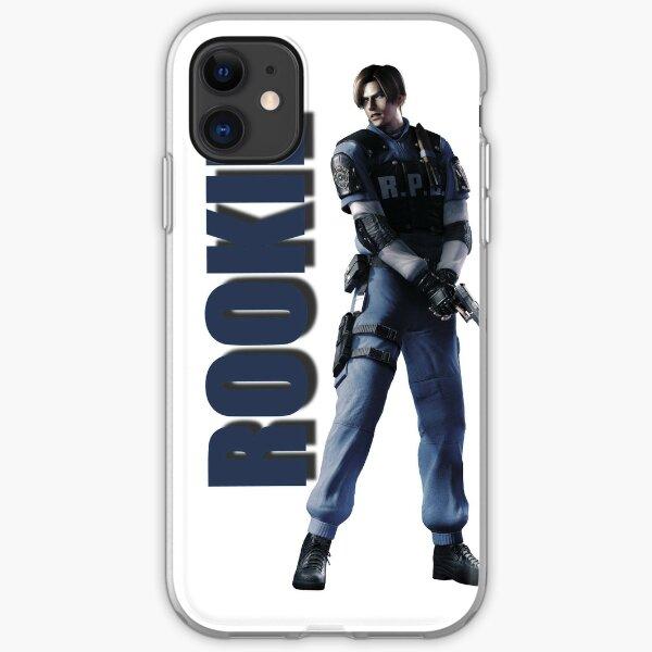 RPD Rookie iPhone Soft Case