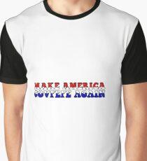 Make America Covfefe Again Graphic T-Shirt