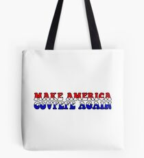 Make America Covfefe Again Tote Bag