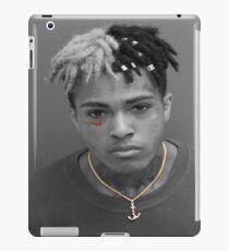 xxxtentacion mugshot iPad Case/Skin