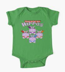 Teenage Mutant Ninja Hippos Kids Clothes