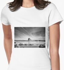 Bay of Islands  Womens Fitted T-Shirt