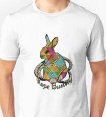"""Rope Bunny"" Shibari Japanese Rope Bondage (Color) T-Shirt"