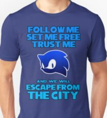 Escape from the City T-Shirt