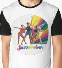 Jazzercise Graphic T-Shirt