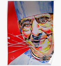 Hommage à Paul Bocuse Artpainting Poster