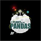 Planet Of The Pandas by Adam Santana