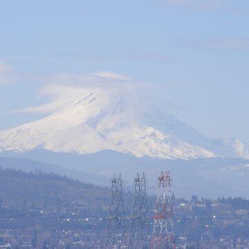 Mt Hood by sierrajeni