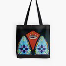 Stained Glass Tote by Shulie1