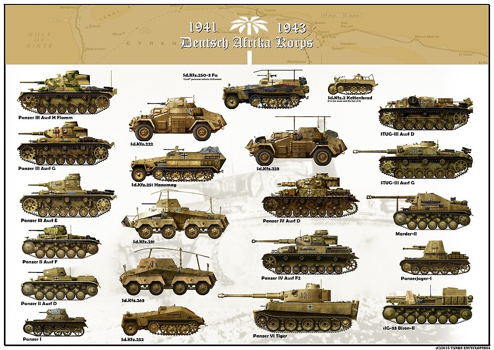 DAK - Deutsche Afrika Korps by TheCollectioner