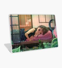 Sleep Through The Rain Laptop Skin
